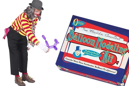 The World's Greatest Balloon Modeling Kit