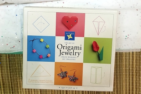 Origami Jewelry Kit Sample