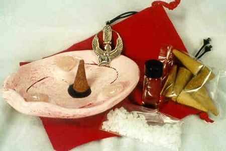 Egyptian Goddess Isis Meditation Kit