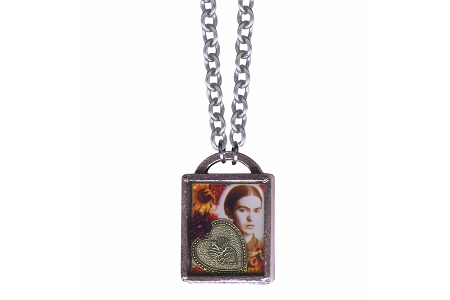Story Box Necklace - Frida Kahlo