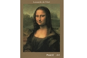 La Joconde (Mona Lisa) Post-It Notes