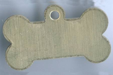 Dog Bone Tag
