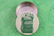 Vintage Williams Anti-Pain Sample Tin