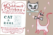 Old Fashioned Iron-On Transfers - Cat-a-Rama