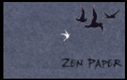 Zen Paper - 4-1/2 inches by 5-1/2 inches
