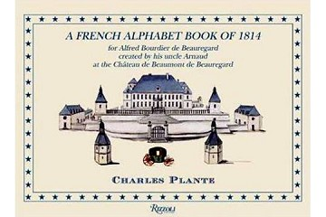 Book: A French Alphabet Book of 1814
