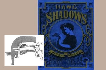 Book: Hand Shadows