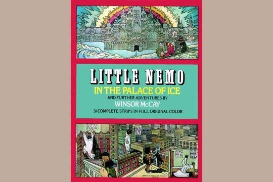 Book: Little Nemo in the Palace of Ice