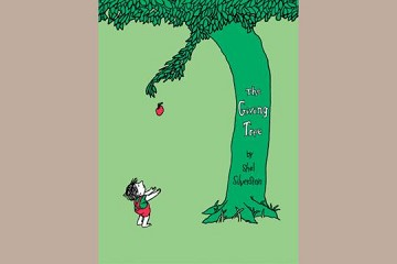 Book: The Giving Tree by Shel Silverstein