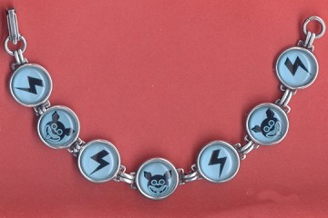 Mutt Button Bracelet