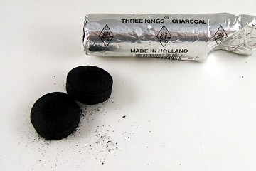 Three Kings Charcoal - Package of 10 Disks