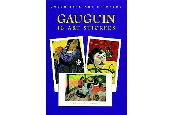 Paul Gauguin Fine Art Stickers