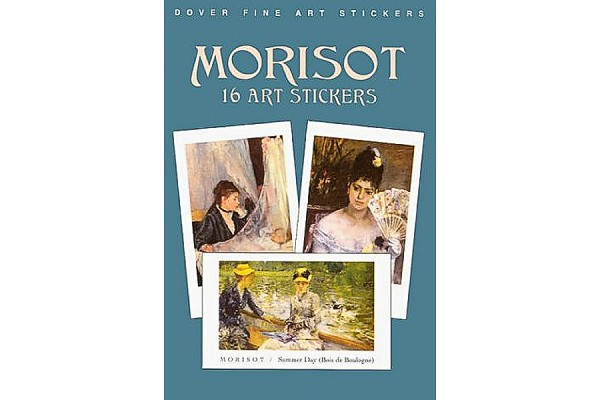 Berthe Morisot Fine Art Stickers