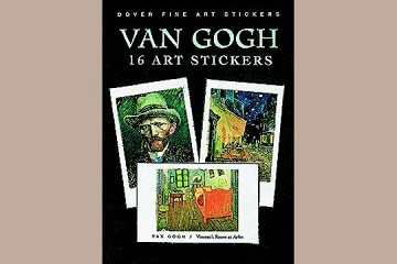 Fine Art Stickers: Vincent van Gogh