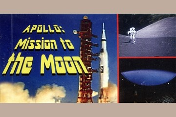 Old-Fashioned Flipbook - Apollo: Mission to the Moon