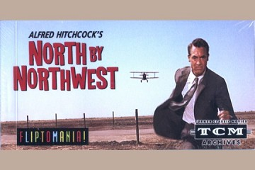 Old-Fashioned Flipbook - North by Northwest