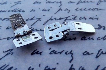 Superior Set of 2 French Shoe Clips