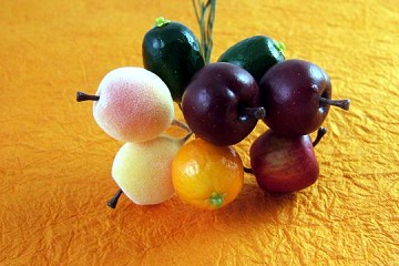 Bundle of 8 Fruit Picks