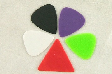 Grab Bag of 5 Guitar Picks