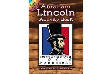 Abraham Lincoln Little Activity Book (Out of Print )