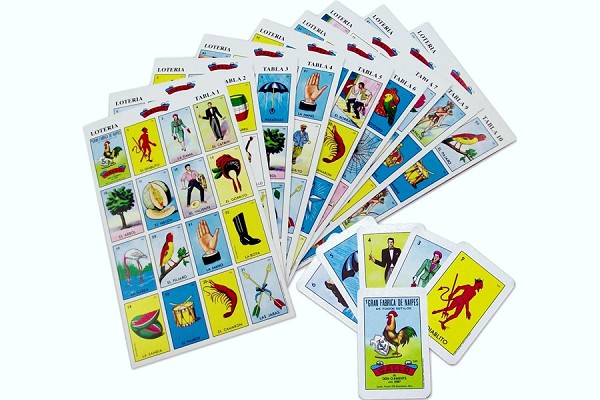 Standard Don Clemente Loteria Cards & Deck - Mexican Bingo