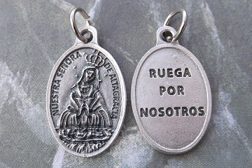 Our Lady of Altagracia Medal