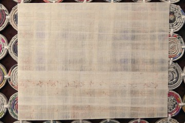 Traditional Egyptian Papyrus Sheet