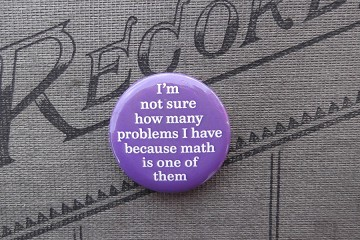 I'm not sure how many problems I have... Button Pin