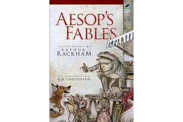 Aesop's Fables, Illustrated by Arthur Rackham