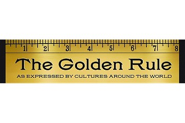 Book: The Golden Rule Ruler Book