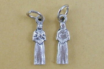 Small Saint Kateri Charm or Medal