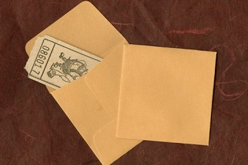 Mini 2-inch Kraft Color Square Coin Envelopes - Package of 10