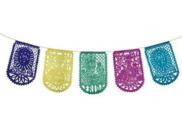 Papel Picado - Frida Kahlo Paintings