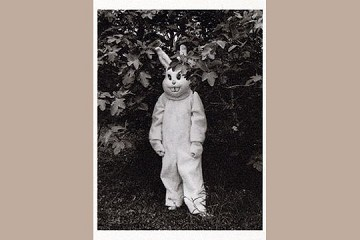 Art Postcard - Easter Rabbit