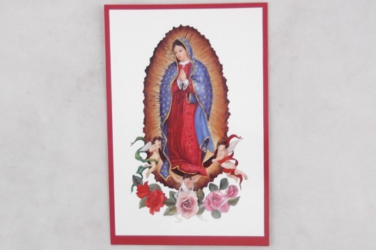 New Our Lady of Guadalupe Postcard