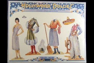 Paper Doll - Colleen Moore