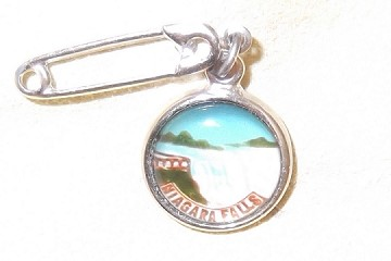 13mm Tack Safety Pin - Niagara Falls
