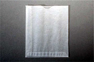 Archival Quality Glassine Sleeves - Mini (2-5/8 x 2-3/4) - Package of 10