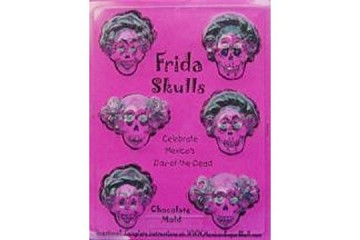 Sugar Skull Mold - Frida